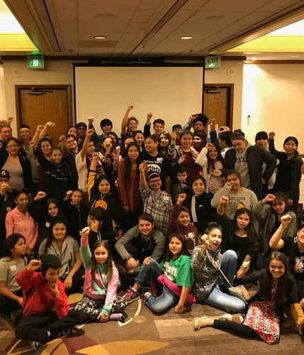 4-1 youth group